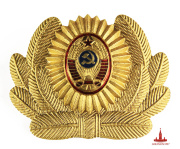 "Badge ""Coat of arms of the USSR"""