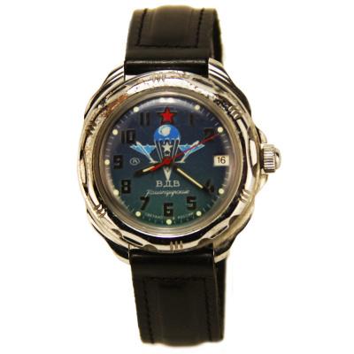 Мужские наручные часы Восток Командирские. . ВДВ ВВС ВМФ. . Воиска