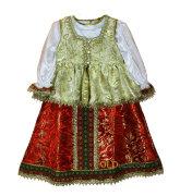 Русский костюм «Сударушка красный»