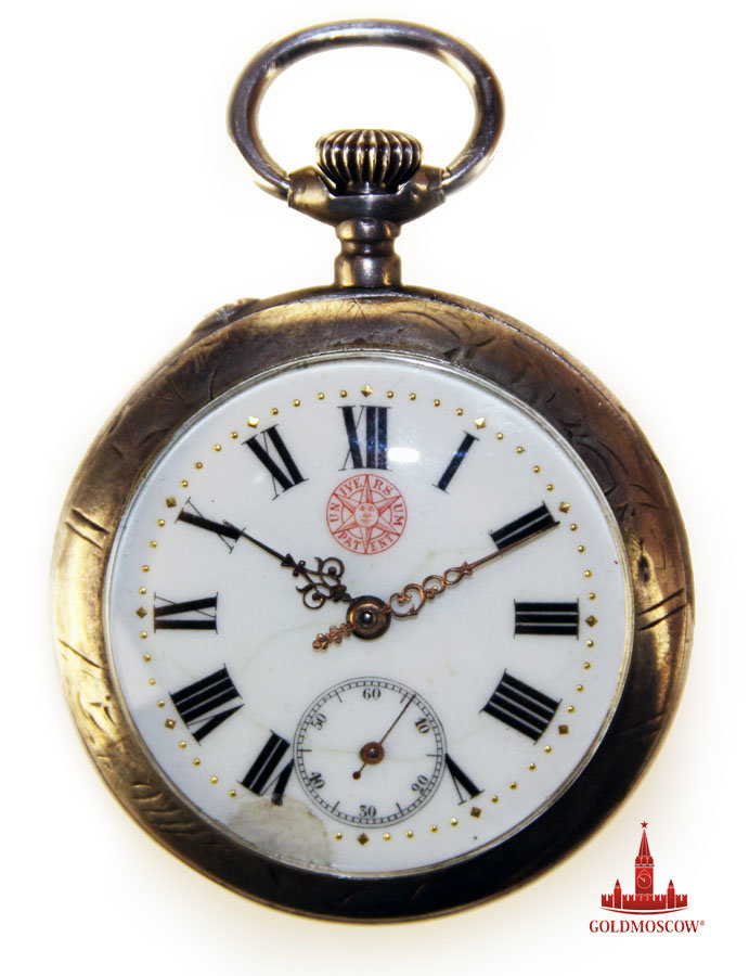 Карманные часы «Старинные» ZA110