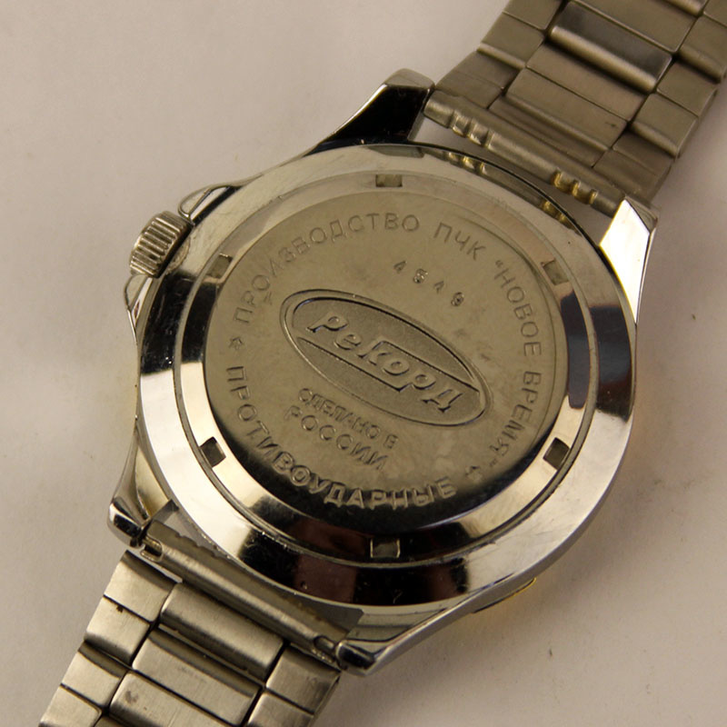 7b6a310f Магазин часов. Наручные часы рекорд. Купить часы рекорд