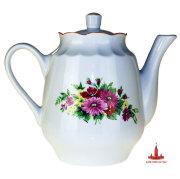 Фарфоровый чайник «Лето»