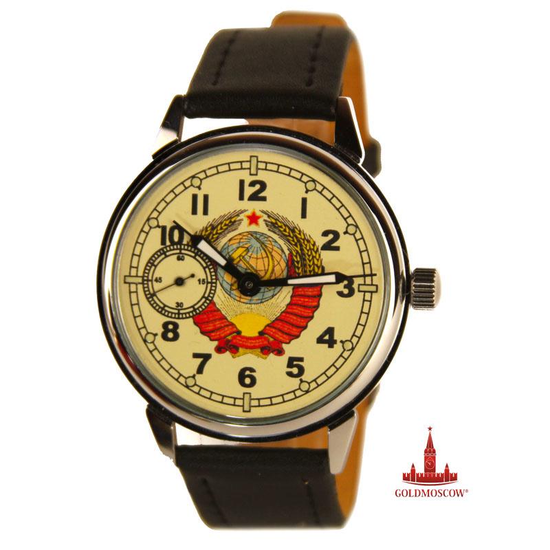Часы на кожаном браслете в России. Сравнить цены, купить ...