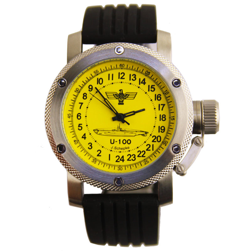 Часы наручные ВОСТОК-Амфибия 420392 Подводная лодка