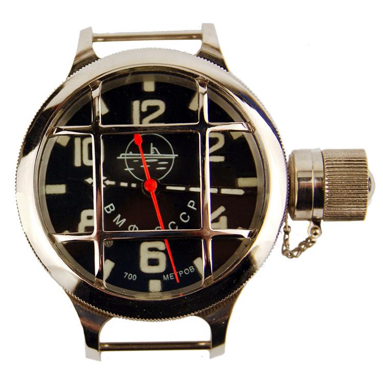 Водолазные часы Златоустовского часового завода