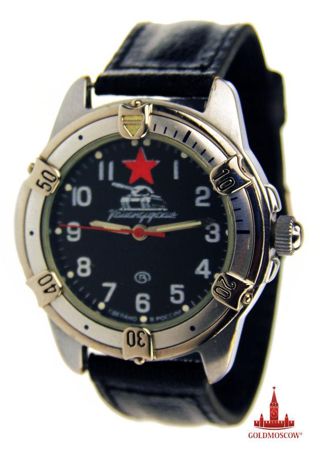 Описание: Командирские часы с танком Купить Часы. . Фото... . Автор: Даниил