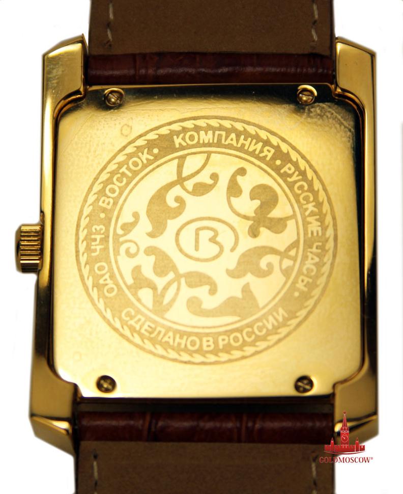 Где производят наручные часы winner