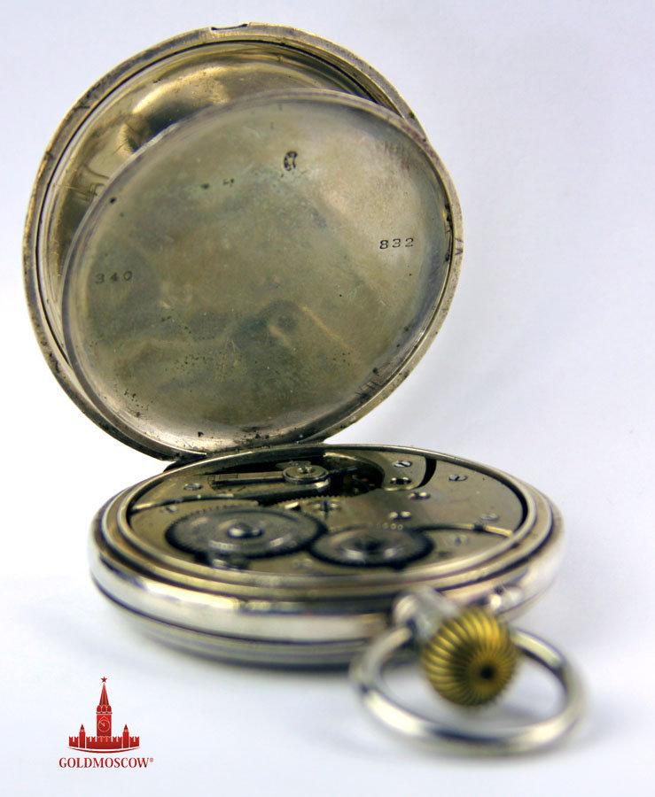 Антикварные часы из Кабинета Его Императорского