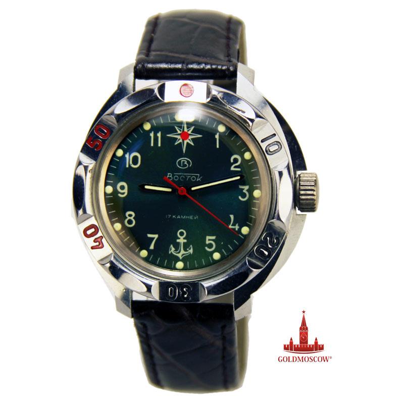 Мужские швейцарские кварцевые наручные часы с