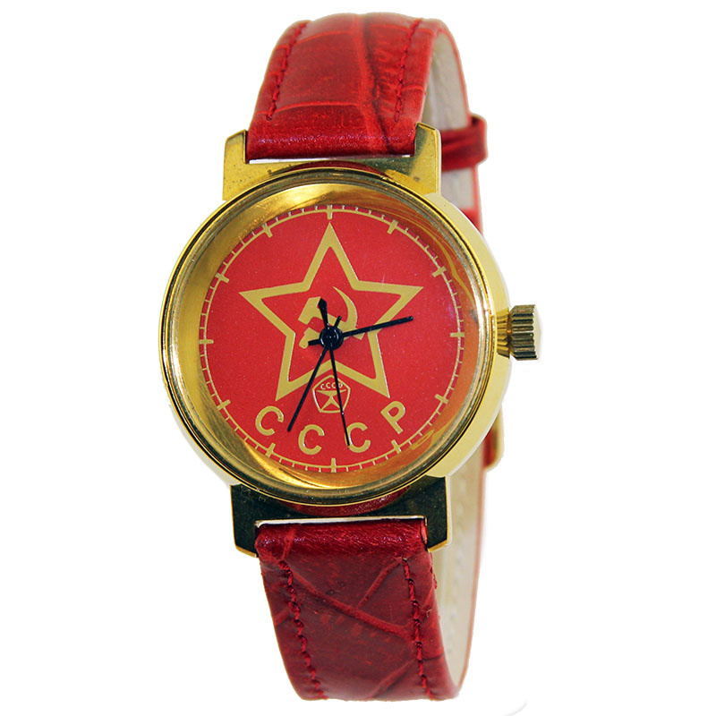 Это были дорогие часы ссср, купить которые могли изначально не все желающие, так как стоимость была высокой.