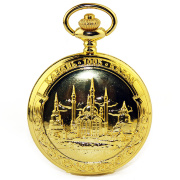 "Pocket quartz watch ""Kazan 1005 years"""