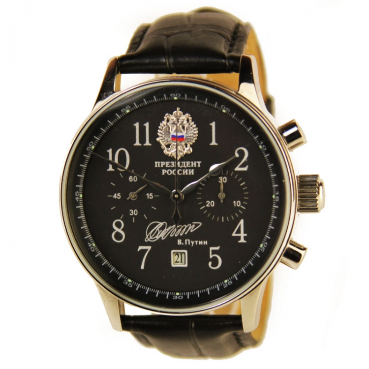 Диаметр часов: 40 mm, высота: 13 mm, сапфировые камени в заводной головке и кнопках противоударные, водонепроницаемость 3атм фирменный ремешок из натуральной кожи оригинальная фирменная подарочная коробка из дерева, паспорт абсолютно новые часы!.