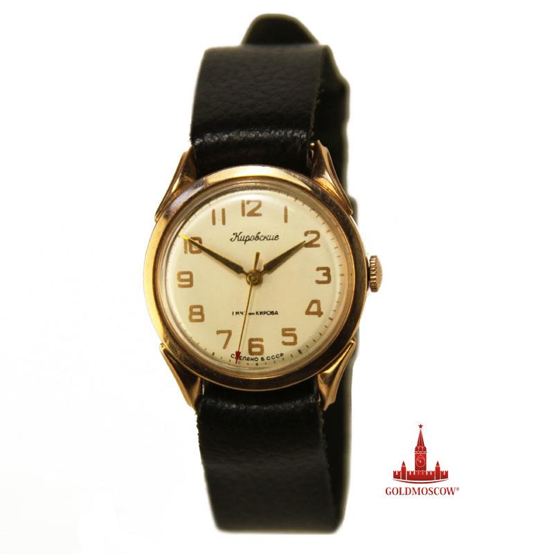 Кировские стоимость золотые часы рекорд продам часы