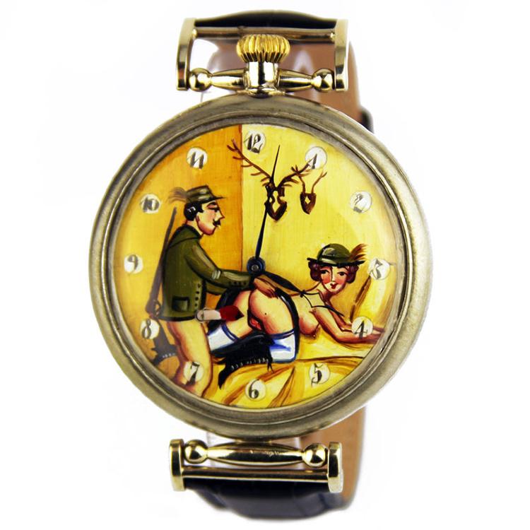 Часы карманные эротика камасутра Вами
