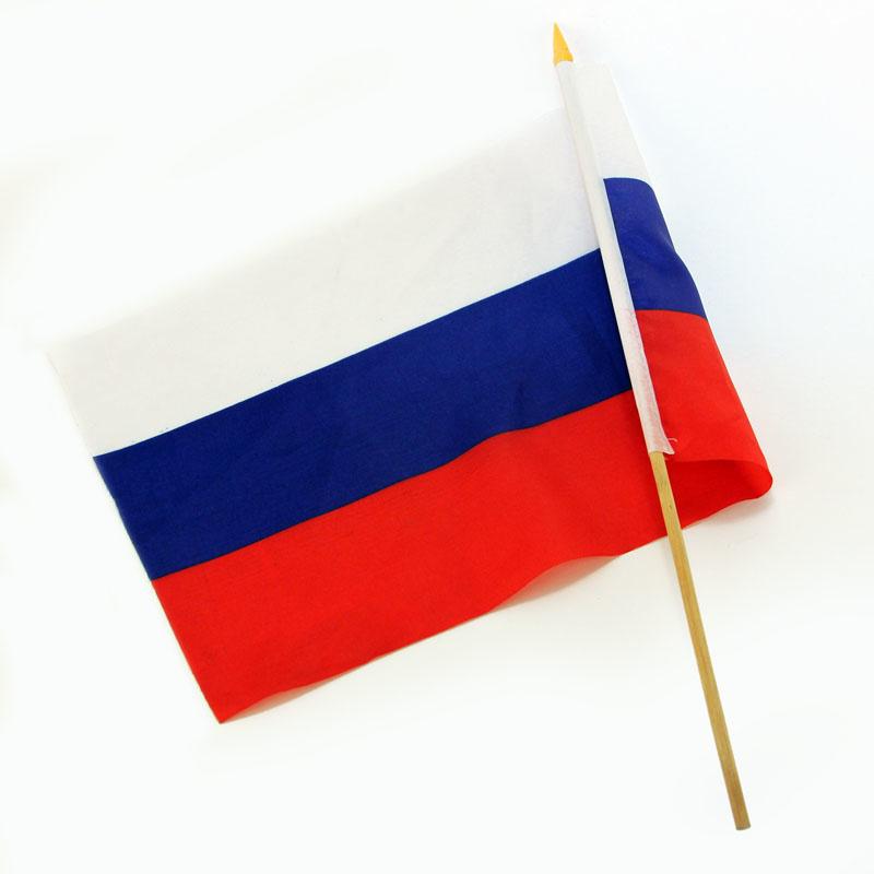 нему картинка маленького флага россии простые техники