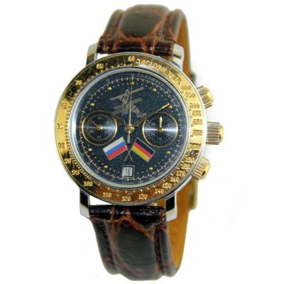 Точнее я видел часы наградные от верховного главнокомандующего.