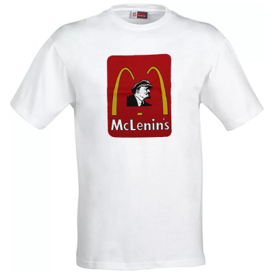 "Футболка ""Mc Lenins"""