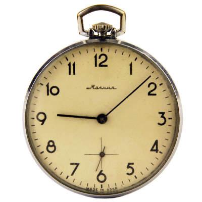 Антикварные наручные часы МОЛНИЯ СССР
