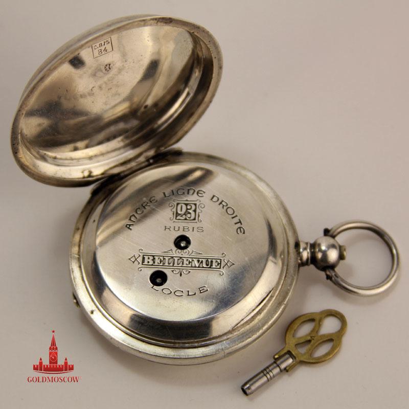 8992dca5 Карманные часы «TOBIAS» купить в интернет-магазине GOLDMOSCOW с ...