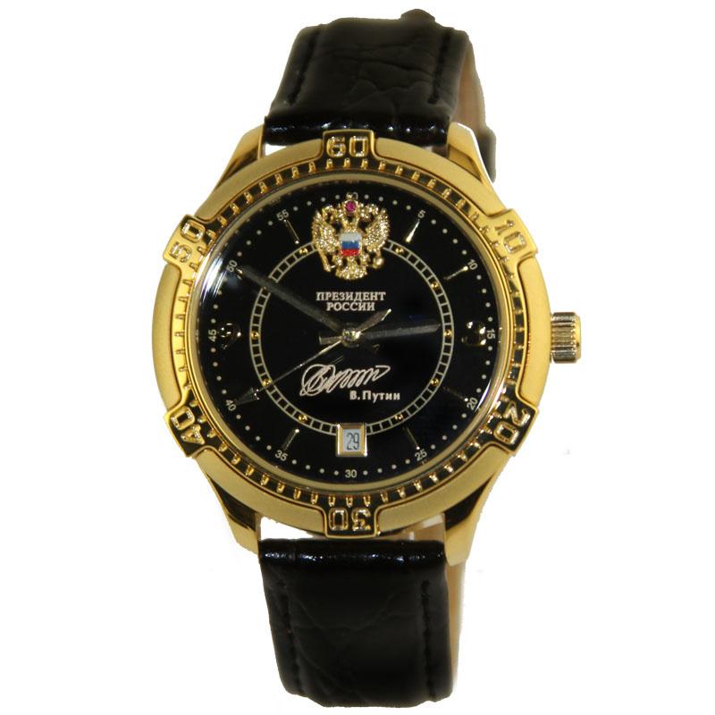 Главная страница каталог коллекции часы президент.