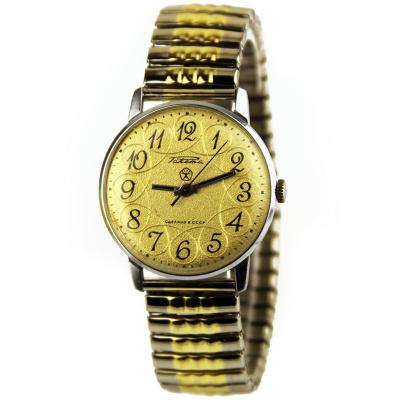 Подписаться на новые лоты в разделе золотые, по запросу «ракета ссср часы», с меткой.