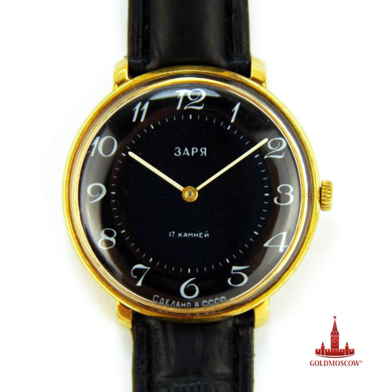 Купить часы заря наручный мужские часы армани